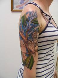 three little birds women arm tattoo tattoomagz