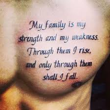 20 family quotes tattoos design ideas designlover