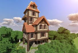simple modern house wesharepics how to build a beautiful medieval house minecraft blog minecraft