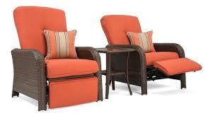 outdoor recliner la z boy outdoor patio furniture wicker recliner