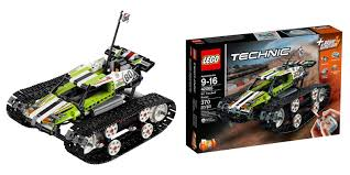 lego technic 2017 lego technic rc tracked racer hits new amazon low at 80 shipped