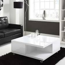 glossy white coffee table gallery of high gloss coffee tables view 15 of 20 photos