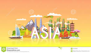 travel asia images Travel banner trip to asia stock vector illustration of jpg