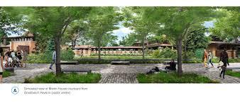 frank lloyd wright u0027s darwin d martin house complex landscape