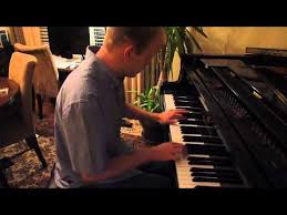 Blind Piano Player Deaf Blind Sky Still Playing Piano Youtube