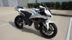 cbr600rr for sale 2007 honda cbr600rr sportbike white 14 200 miles for sale in