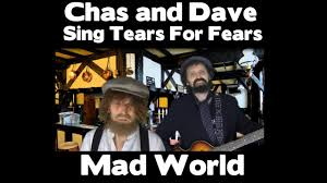 stevie riks chas and dave sing tears for fears mad