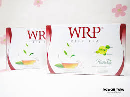 Teh Diet Wrp kawaii fuku wrp 6 days diet pack wrp diet tea