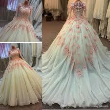 muslim wedding dresses discount muslim wedding dresses with sheer middle east