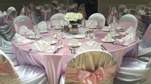 Light Pink Table Cloth Gallery Event Tent Party Lounge Wedding Napkins Tables Light
