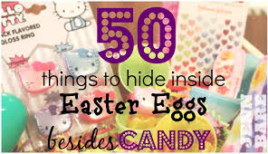 easter stuffers 50 non candy easter egg stuffers jenn bare