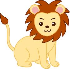 free cartoon lion clipart clipartfest