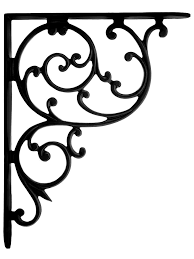 best 25 cast iron shelf brackets ideas on cast iron