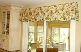 valance curtain ideas love our clients new breakfast room valances