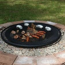 Fire Pit Grill Insert by Firepit U0026 Chiminea Accessories You U0027ll Love Wayfair