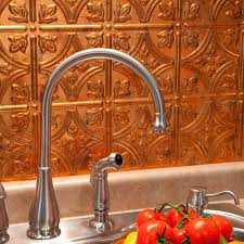 Fasade Kitchen Backsplash Fasade 24 In X 18 In Traditional 4 Pvc Decorative Backsplash