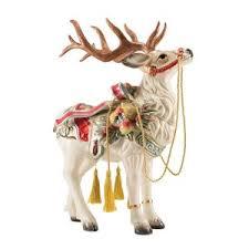 fitz and floyd enchanted deer figurine fitz floyd