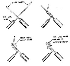 generous wire splices and joints images electrical circuit diagram