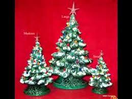 ceramic christmas tree ceramic christmas tree decorating ideas
