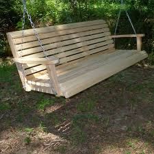 Swing Bench Outdoor by Cypress Porch Swings Covington La