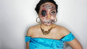 Halloween Special Effects Makeup by October 2015 Theresia Feegy