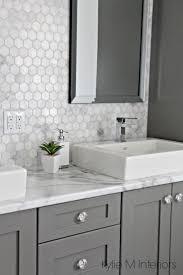 96 Bathroom Vanity by Best 25 Gray Vanity Ideas On Pinterest Grey Bathroom Vanity