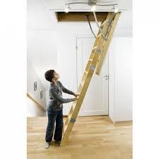 midmade folding timber loft ladder 540 x 1130mm timber loft