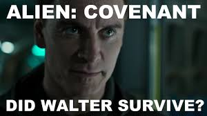 Walter Meme - alien covenant walter s fate discussion is walter alive