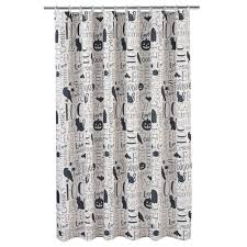 together halloween shower curtain