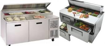 Refrigerated Prep Table by Guide To Purchasing Refrigerated Prep Tables Pizza Oven All
