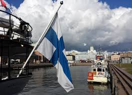 Finnish Flag Against Conventional Wisdom A Finnish Politician Suggests A 6
