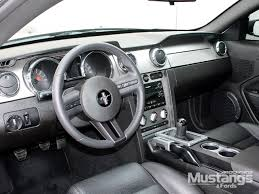 08 mustang gt hp 2008 mustang vapor silver gt s197 interior upgrades modified