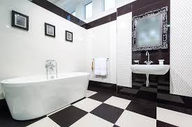 Black And White Checkered Tile Bathroom 5 Inspirations For Your Black And White Bathroom Midcityeast