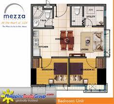 mezza i residences quezon city metro manila philippine realty