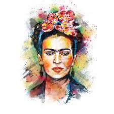 frida kahlo mandala coloring page gambartop com