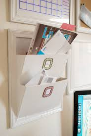 Pottery Barn Organization Ana White Pb Inspired Daily System Letter Bin Diy Projects