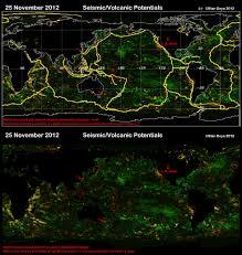 Earthquake Incident Map Millennium Ark News