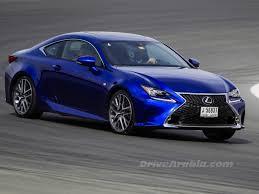 lexus is f uae 2015 lexus rc coupe and rc f in the uae 9 u2013 drive arabia