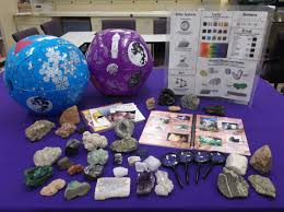 Weber State University Campus Map by Rocks And Minerals Kit