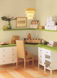 yellow home office ideas sunny citrusy home office paint