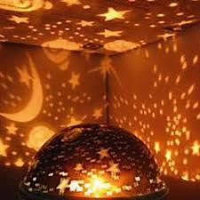 beautiful star sky starry night projector light lamp for kids baby