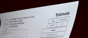 Auto Estimates by Estimating 101 What You Need To
