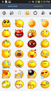 animated emoticons for android emoticons sticker android apps on play