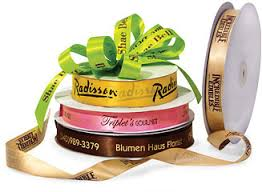 printed ribbon custom printed retail packaging