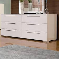 Modern Bedroom Dressers And Chests Contemporary White Dresser White Dresser Dressers