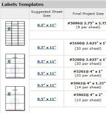 2 X 4 Label Template 10 Per Sheet Microsoft Word Templates For Business Documents