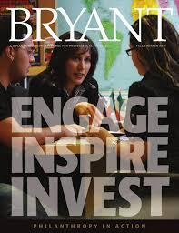 bryant magazine fall 2011 by bryant university issuu