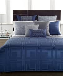 The Hotel Collection Bedding Sets Hotel Collection Quadre Blue Collection Bedding Collections
