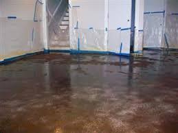 Epoxy Paint For Basement Floor by Epoxy Flooring South Shore Boston Masse Group Inside Painter