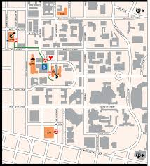 Austin Area Map by Maps And Parking Ut Remembers The University Of Texas At Austin
